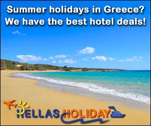 Triades beach in Milos, Greece