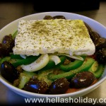 The real Greek Salad