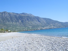 Kalamata in Greece