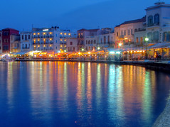 Chania in Greece