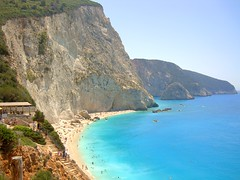 Lefkada in Greece