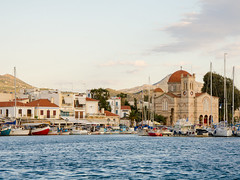 Aegina in Greece