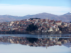 Kastoria in Greece
