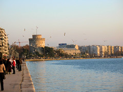 Thessaloniki in Greece