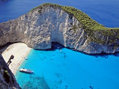 Zakynthos in Greece