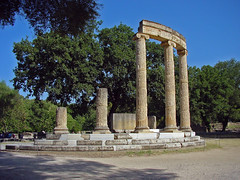 Olympia in Greece